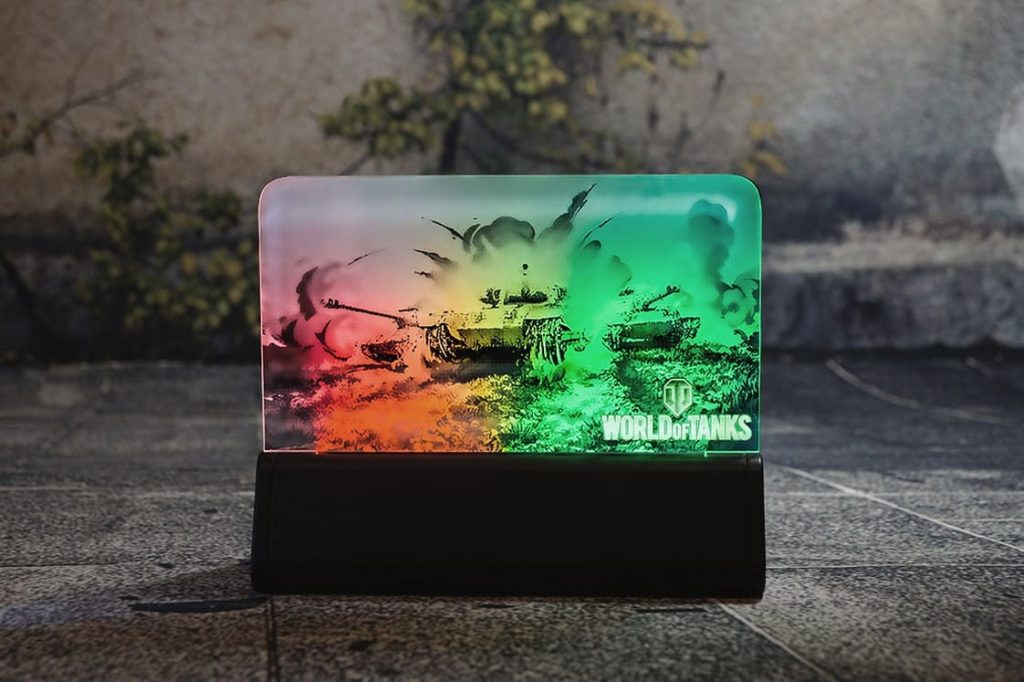 Производство акрилайтов по низким ценам настольный бизнес-сувенир с подсветкой светящийся логотип компании корпоративный подарок
